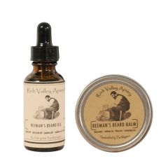 Beeman's Beard Oil/Balm
