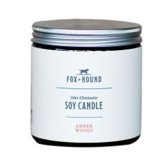 Odor-Eliminating Soy Candle