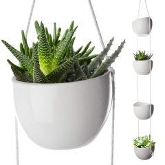4 Tier Hanging Plant Holder