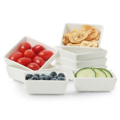 4oz Porcelain Ramekins Bakeware Set of 8