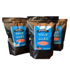 Cold Brew Coffee Bulk Kit - makes 3 gallon of concentrate