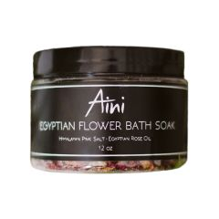 Egyptian Flower Bath Soak- 12 oz