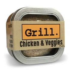 Grilling Spices Seasoning Rubs for Meat and Veggies - Tins