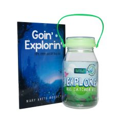 reCAP Kids® EXPLORE Bug Catcher + Book Gift Set