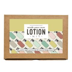 Lotion Kit, Make You Own All-Natural