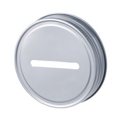reCAP Mason Jars Metal Coin Bank lid - Regular Mouth