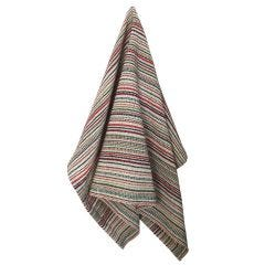 Modern Stripe Tea Towel - Holiday