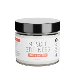 Muscle Stiffness Body Butter, 2 ounce tub
