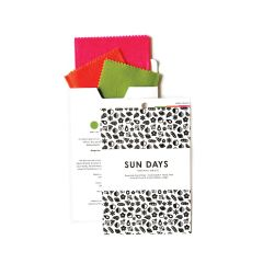 Sun Days Goods Beeswax Wraps 3-pack