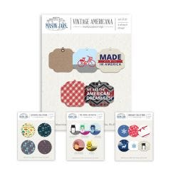 reCAP® Mason Jars Tags, Variety Collections