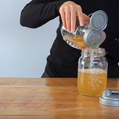 Make Your Own Water Kefir