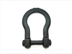 Industrial Dog by SodaPup - Natural Rubber Anchor Shackle Shaped Dog Tug Toy