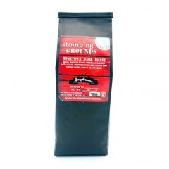 Stomping Grounds - Dark Roast Coffee (16oz)