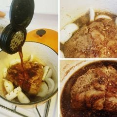 The Best Au Jus Kitchen Strainer - And Recipe