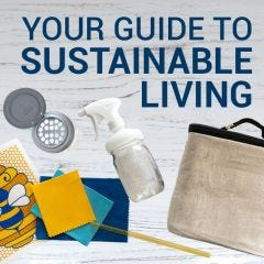Sustainable Products for Better Living