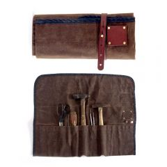 The Orville Waxed Canvas Tool Roll