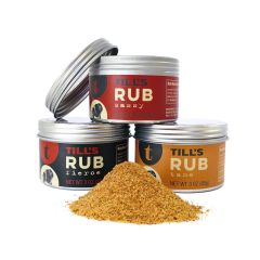 Till's Rub 3 oz. Seasoning Mix