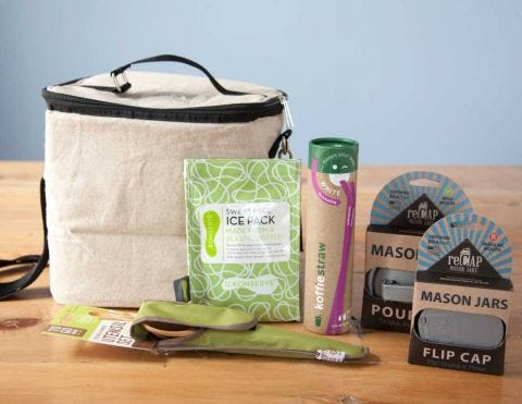 Eco-friendly Lunchware: Tips for Going Green at Lunch