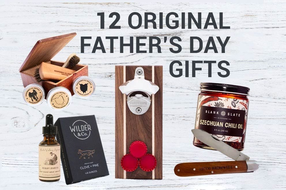 12 Father's Day Gifts That Your Dad Will Actually Use story.