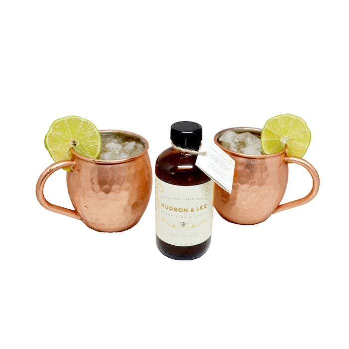 Hudson & Lee Moscow Mule Gift Set