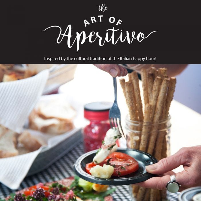 Art of Aperitivo Ebook