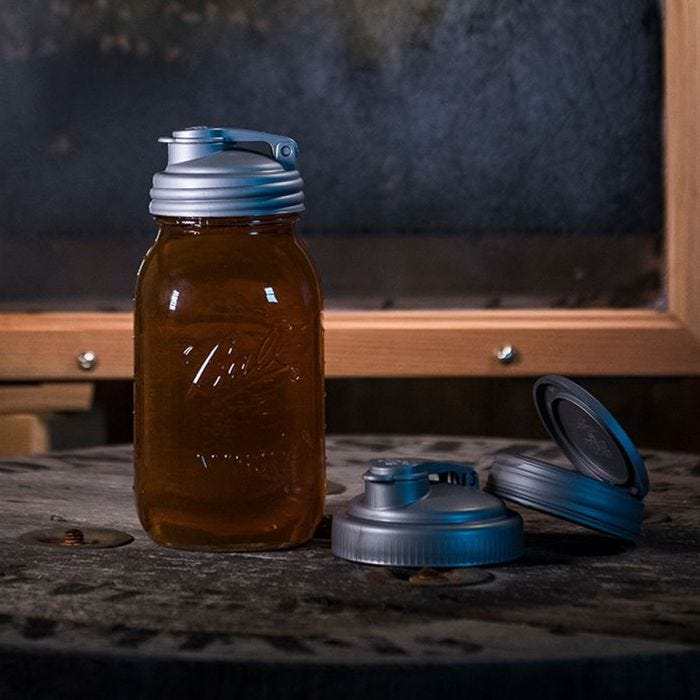 Mason Jars DIY Kit: Storing Honey