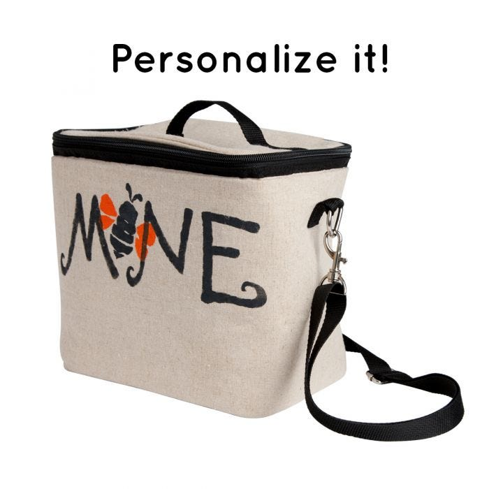 Personalize Pack and Go
