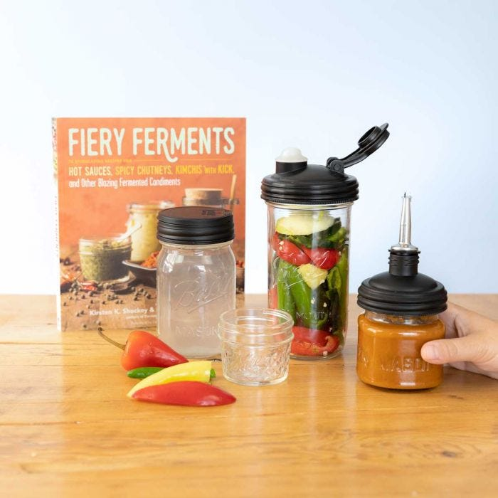 Fiery Fermentation Bundle