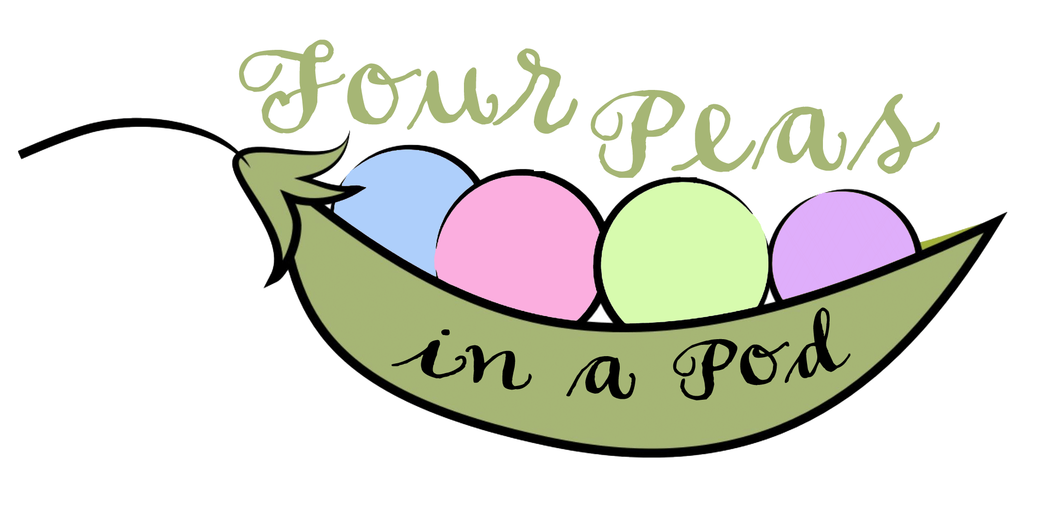 Four Peas In A Pod Designs