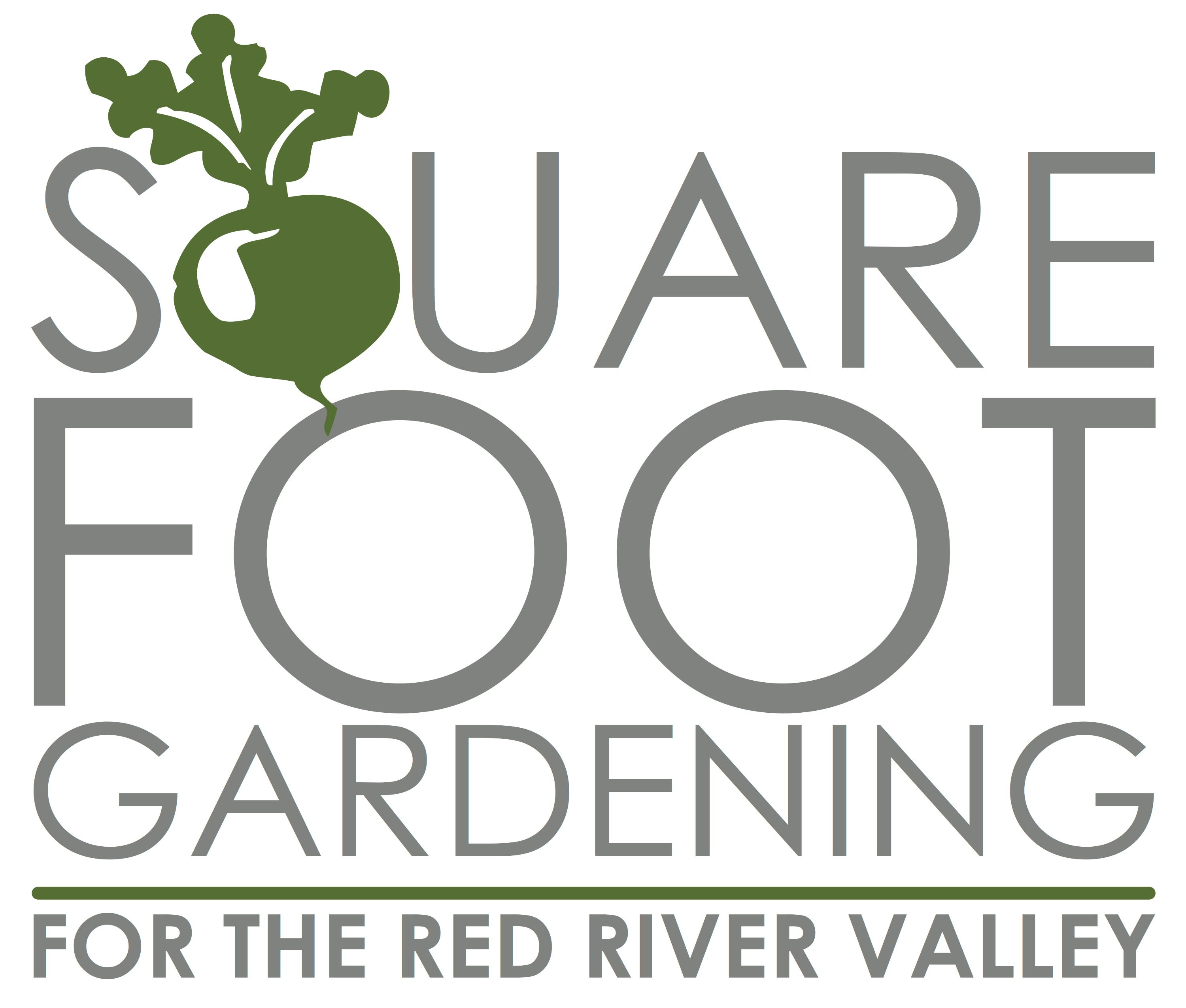 Square Foot Gardening for the Red River Valley LLC
