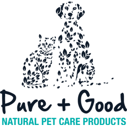 Pure + Good Natural Pet Care Products