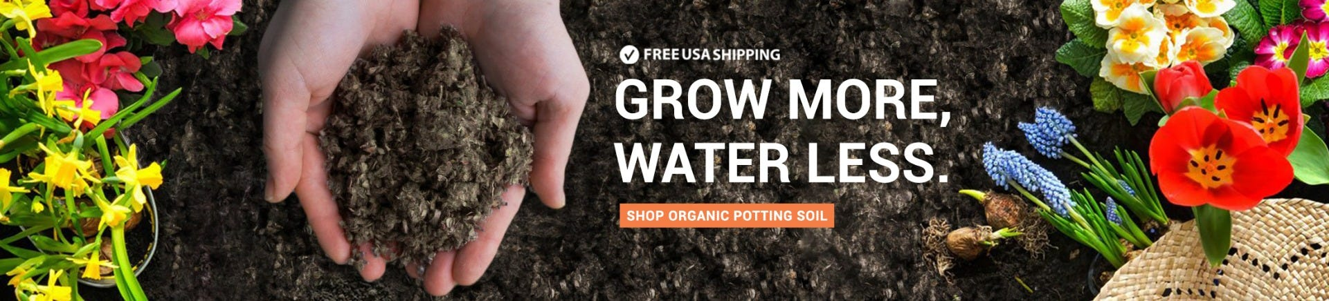 Shop Organic Potting Soil